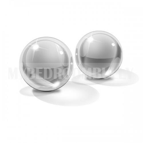 Icicles Glass Ben Wa Balls - Small