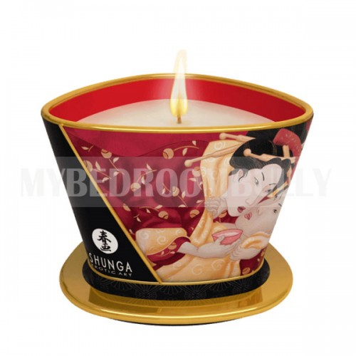 Shunga Sensation Massage Candle